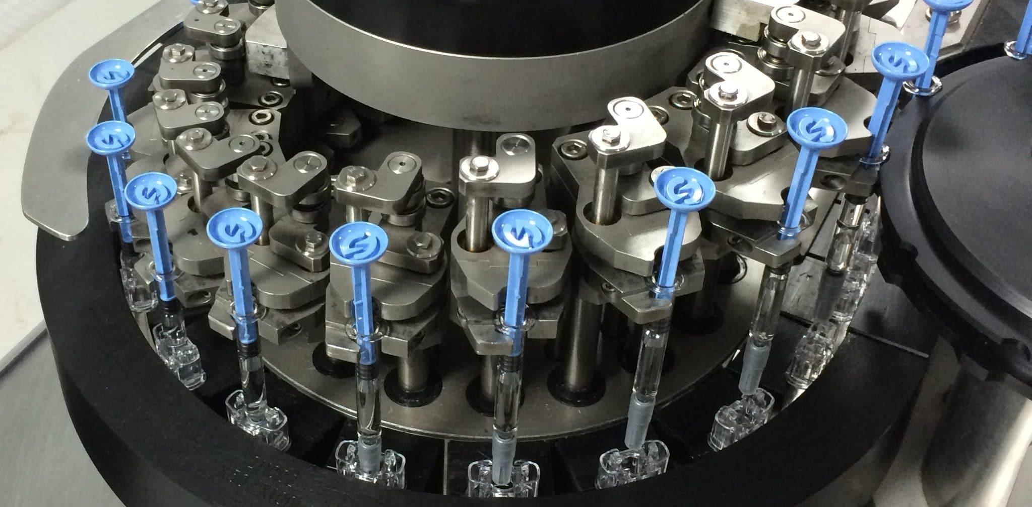 Machine utilisé par l'entreprise 3VOLUTEC.