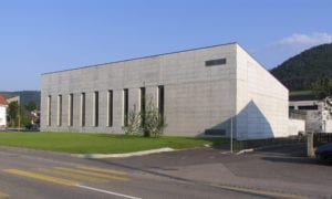 Centre communal du village de Vi
