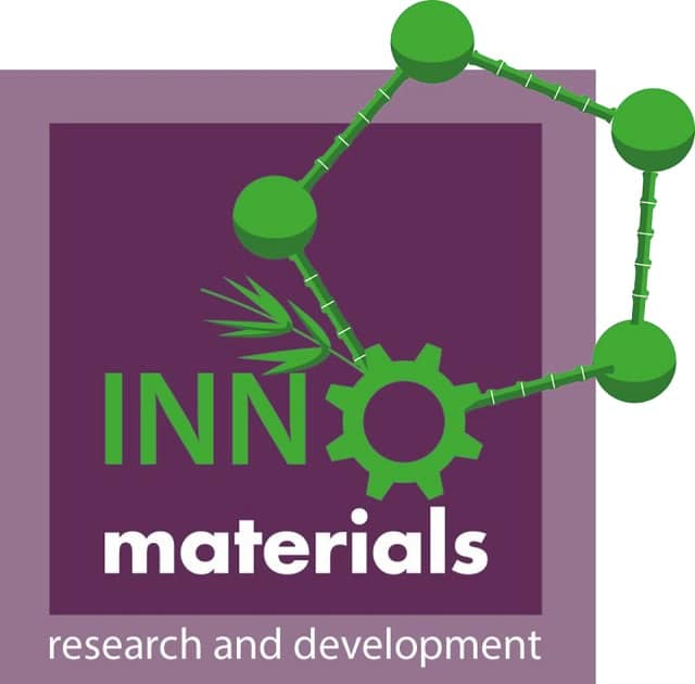 Logo INNOmaterials SA.