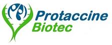 Logo de l'entreprise Protaccine Biotec.