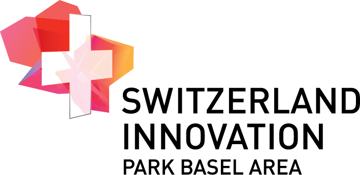 Logo couleur Switzerland Innovation Park Basel Area.